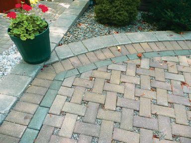 Dog Friendly Permeable Patio