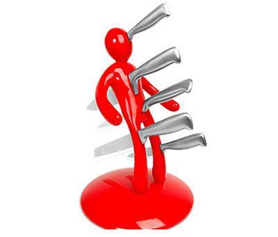 Area Gourmet: Tipos de facas e suas utilidades
