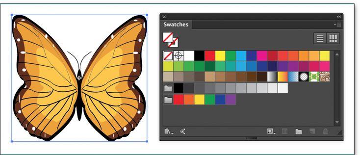 Adobe Illustrator: Convert CMYK Inks to Pantone