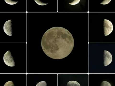 Great video for teaching phases of the moon!