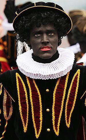 Zwarte Piet Amsterdam