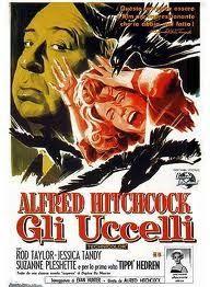 Capricci a Punto Croce: ALFRED HITCHCOCK - GLI UCCELLI