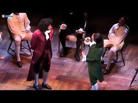 Alexander Hamilton Musical   Cabinet Battle #1