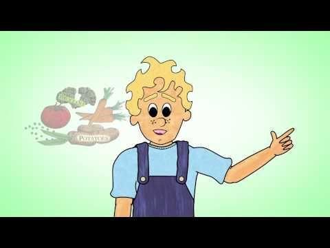 Oliver McCoy story, the vegetable boy
