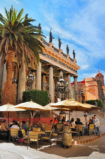Teatro Juarez, Guanajuato, Mexico  Hey, I have been here!