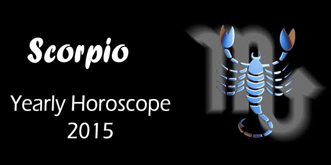 Scorpio Yearly Horoscope 2015 view more detail visit link http://www.horoscopedailyfree.com