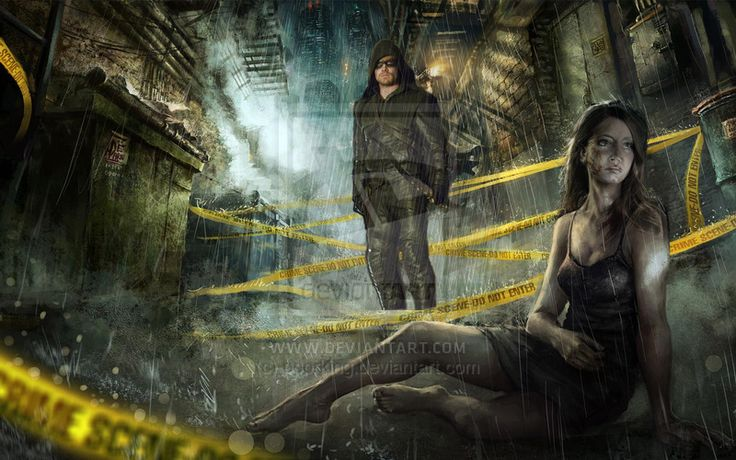 Arrow Season Two Wallpaper By Poorking You Have Failed This City