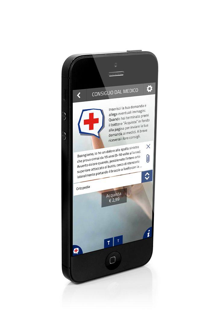 Domande e risposte mediche: https://itunes.apple.com/it/app/consiglio-dal-medico/id718149616?mt=8