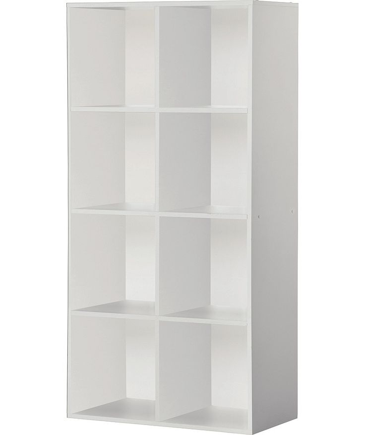 Buy Phoenix 8 Cube Storage Unit - White at Argos.co.uk - Your Online Shop for Storage units, Children's toy boxes and storage.