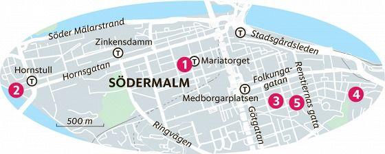 Tässä Tukholman 30 parasta kahvilaa – arvioituna, kuvineen ja kartalla | Matka | HS
