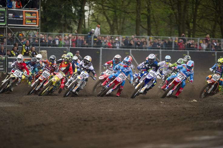 Gautier Paulin wins in the Netherlands