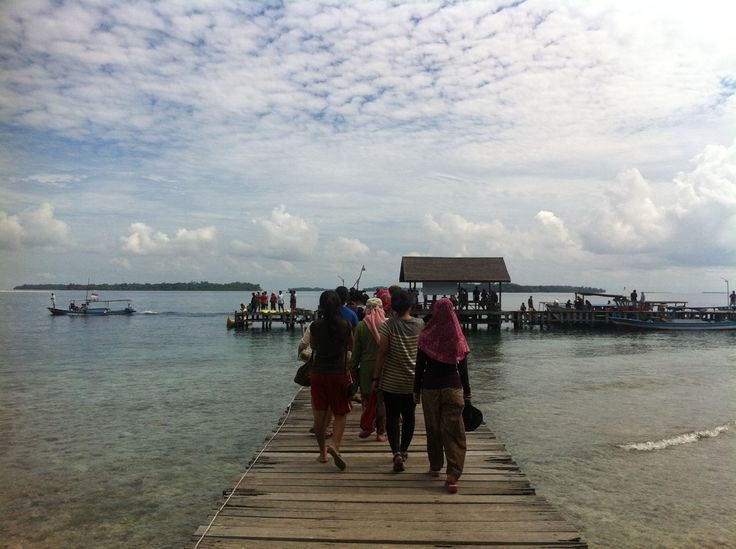 Pulau Bulet  #TakenokoPIOuting #ThousandIsland #latepost