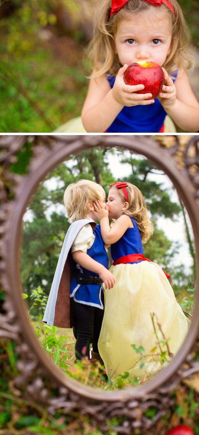 Braca de Neve e o Príncipe Encantado. #kids Still Frames Photography | The…