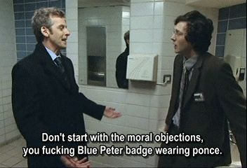 Use the language of the playground | 21 Simple Ways To Swear Like Malcolm Tucker
