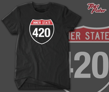 It's 4:20 you- you on the Inner state