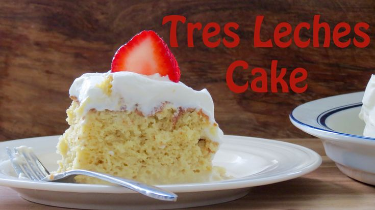 Tres Leches Cake Recipe -- Tres Leches Recipe -- The Frugal Chef - YouTube