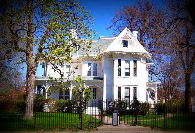 Harry Truman's home in Independence, Missouri