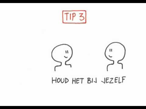 Animatiefilm met tips voor het effectief geven en ontvangen van feedback. Voor trainingen in effectief samenwerken, teamtrainingen etc. Ontwikkeld door De Beuk Organisatieadvies. www.beuk.nl