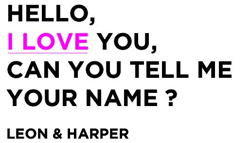 Leon and Harper