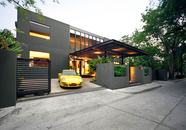 Home Design and Interior Design Gallery of Bangkok Modern