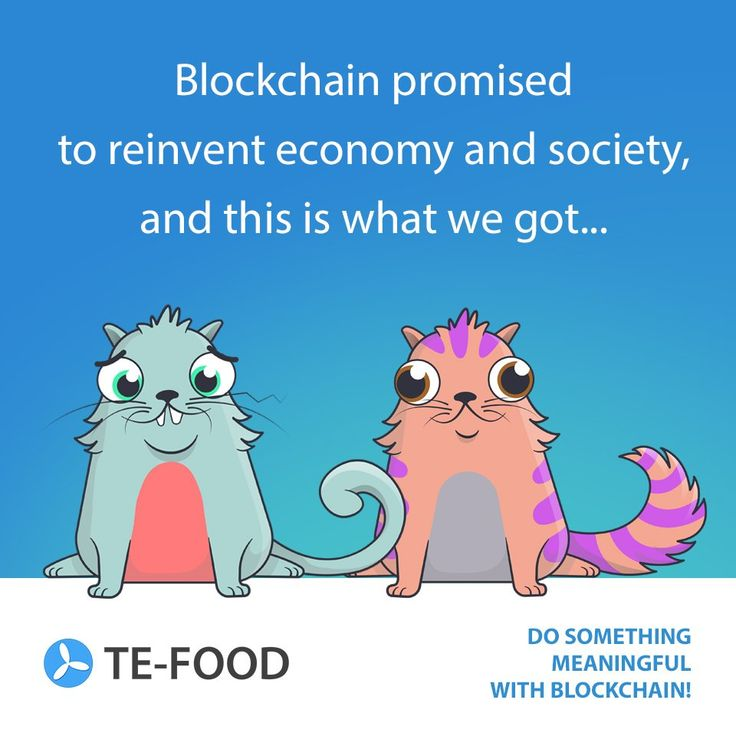 CryptoKitties and Ethereum blockchain