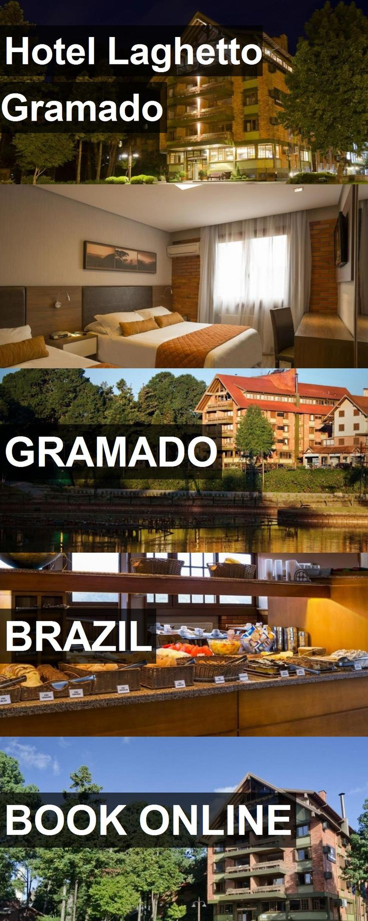 Hotel Hotel Laghetto Gramado in Gramado, Brazil. For more information, photos, reviews and best prices please follow the link. #Brazil #Gramado #HotelLaghettoGramado #hotel #travel #vacation