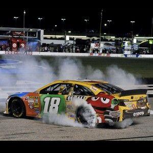 Kyle Busch Atlanta Win Diecast! #NASCAR   Shop www.rowdybusch.com Kyle's official online store.