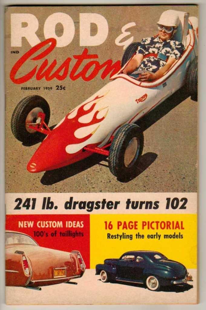 80 best Vintage Custom Car Magazines images on Pinterest | Hot rod ...