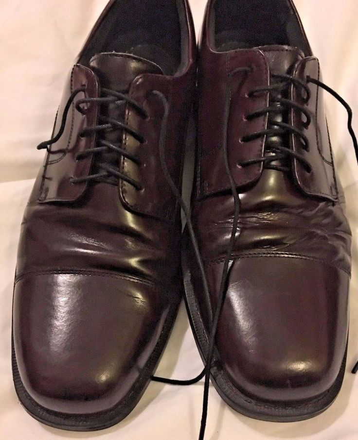 Bostonian Men's Oxford Shoes Brown Size 9.5 NWOB #Bostonian #Oxfords #Formal