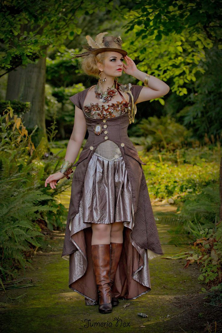 ML Steampunk Beauty Find This Pin And More