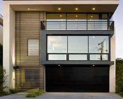 Desain Rumah Minimalis Modern Lantai 1 - Rumah Minimalis