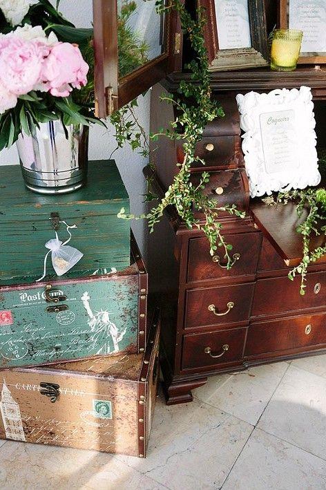 Details | #wedding #weddingdecoration #weddingideas #weddinginspiration #greenandwhite #wood