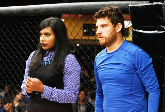 """THE MINDY PROJECT - """"Bro Club for Dudes"""" Review for The MacGuffin!"""