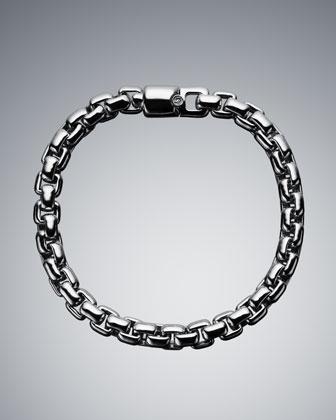 High Polish Box Chain Bracelet - Neiman Marcus