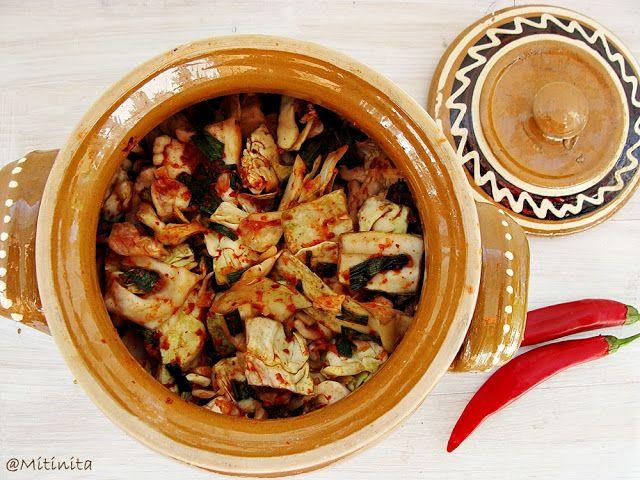 Mitinita: Kimchi de varza (Yangbaechu Kimchi)