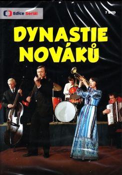 Televizní seriál z Edice České televize Dynastie Nováků na DVD.