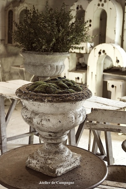 Atelier de Campagne  french home and garden antiques