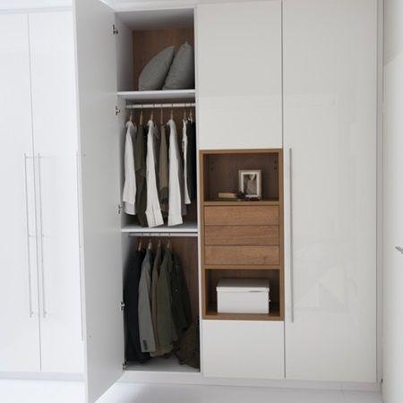 meuble de chambre placard sur mesure
