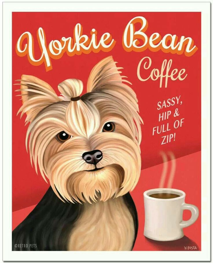 The best coffee from the best dog...