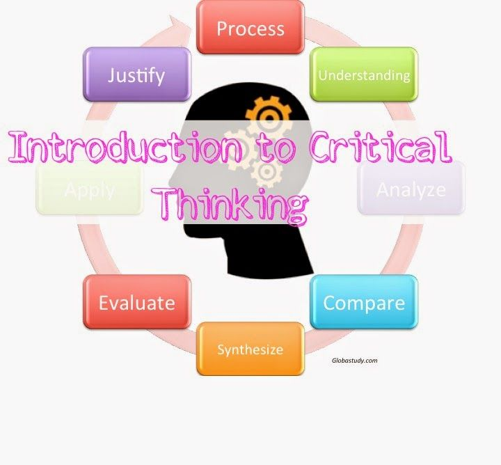 CRITICAL THINKING     Pinterest