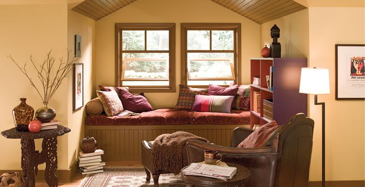 Bedroom Color Inspiration and Project Idea Gallery  Behr