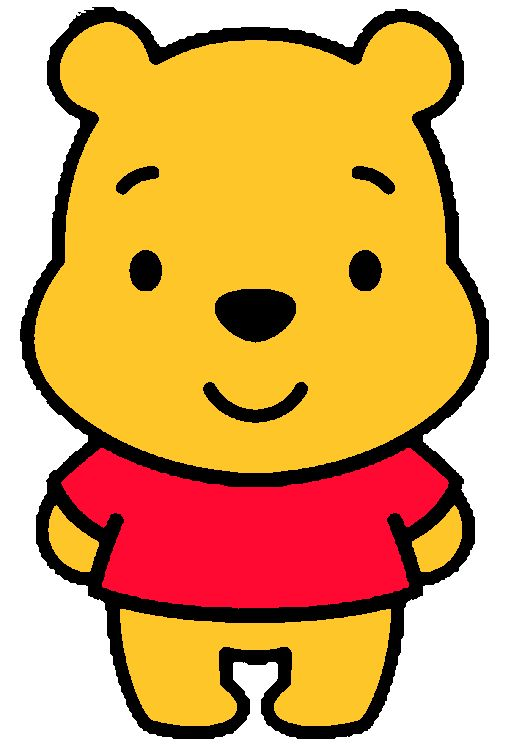 26 best images about kawaii pooh on pinterest disney  iphone backgrounds and clip art christopher robin clip art christopher robin movie clip art