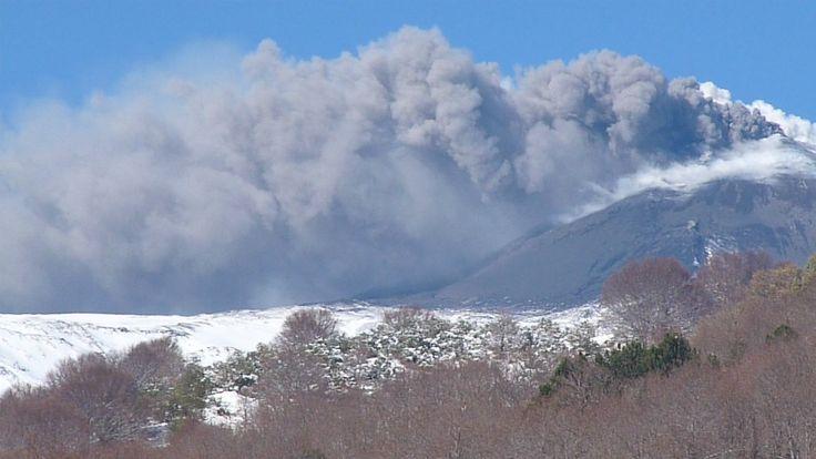 Etna - 2 Gennaio 2015