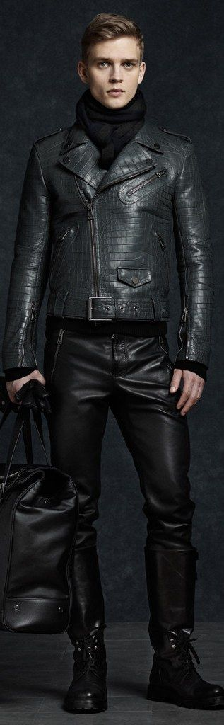 Belstaff Menswear Fall - Winter