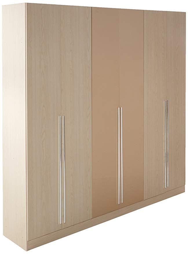 Amazon Com Manhattan Comfort Eldrige Collection 6 Door Freestanding Wardrobe Closet For Bedroom Use Wardrobe Closet Modern Bedroom Furniture Manhattan Comfort