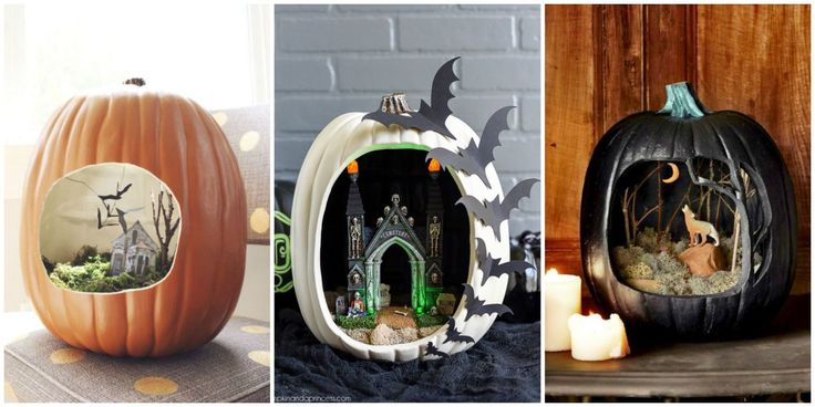 1099 best halloween ideas images on pinterest halloween for Halloween crafts for adults decorations