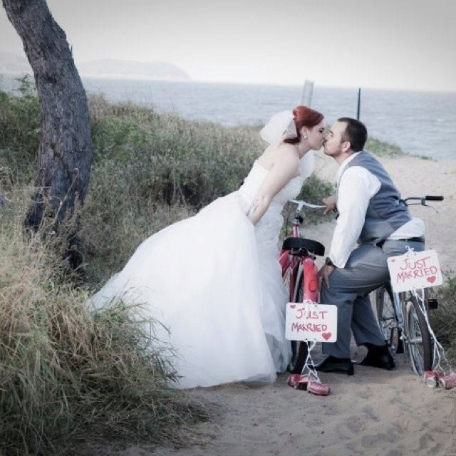 One of my wedding photos