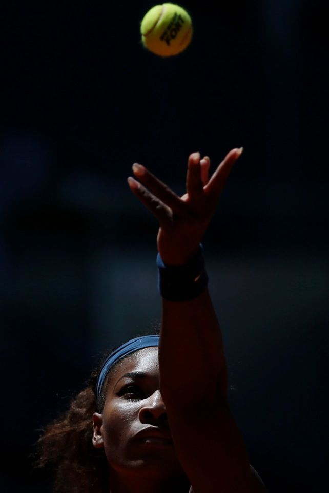 Serena Williams http://www.centroreservas.com/