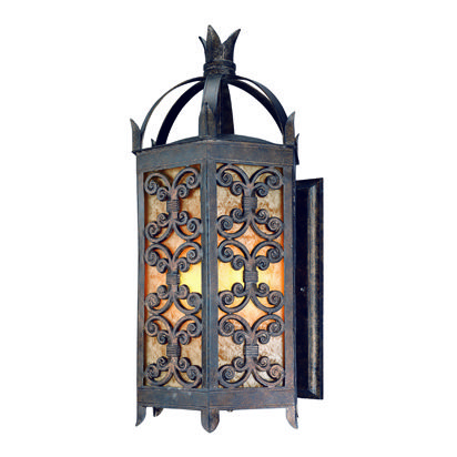 Gables Exterior 4 Light Wall Sconce By Troy Lighting