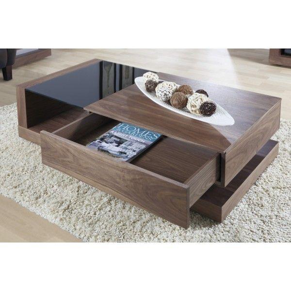 Walnut Coffee Table Jf613 By Jual Furnishings